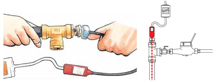 Саморегулирующиеся  нагревательные кабели