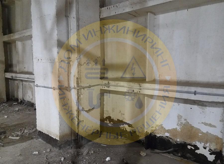 Молниезащита котельной в городе Киеве по ул. Васильковской (Фото 3).