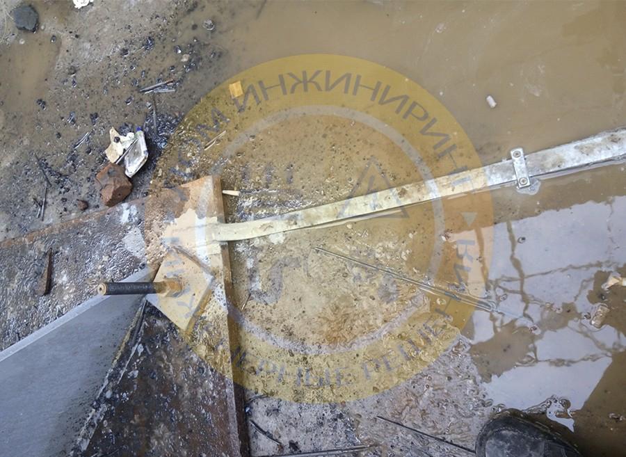 Молниезащита котельной в городе Киеве по ул. Васильковской (Фото 2).