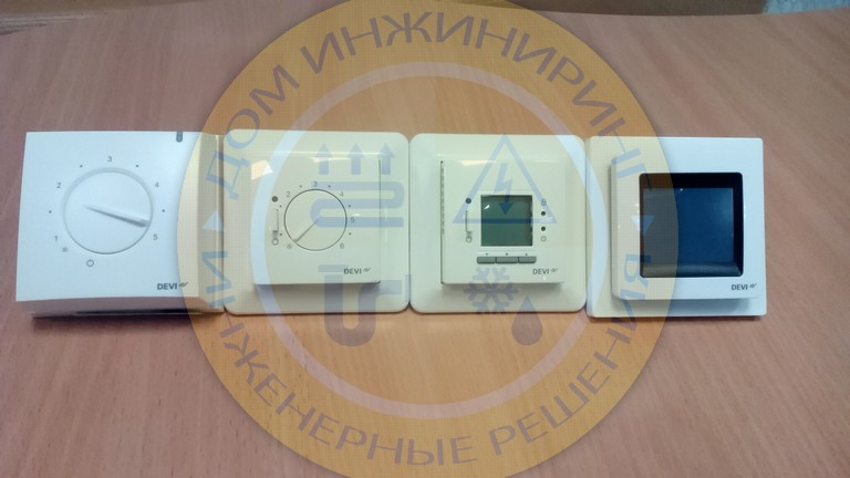 Терморегуляторы Devireg™