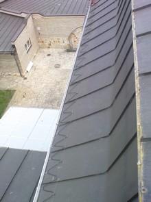 Антиобледенение, установка на крышах