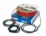 Розрахунок вартості системи «тепла підлога» при використанні нагрівального кабелю Deviflex