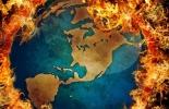 Глобальное потепление как следствие удвоения числа грозовых ударов молнии более чем в два раза за столетие