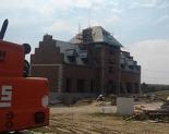 Проектування та монтаж активної системи блискавкозахисту на новому котеджі
