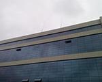 Проектування та монтаж системи блискавкозахисту на новому офісному центрі Києва