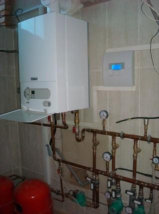 Комплексные системы отопления