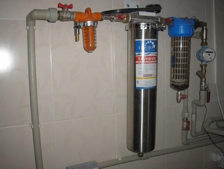 системы водоснабжения для частного дома